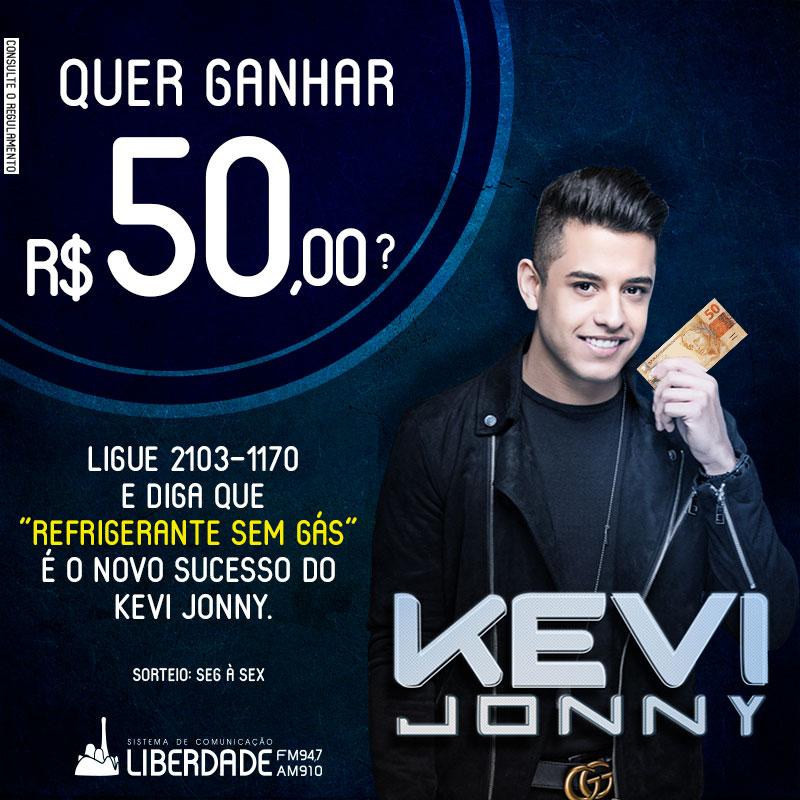 Promoção Kevi Jonny