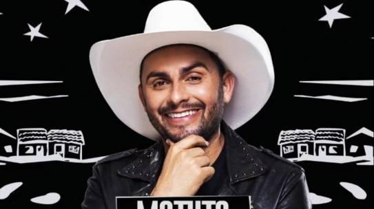 """Mano Walter divulga clipe do novo single """"Matuto de Verdade"""""""