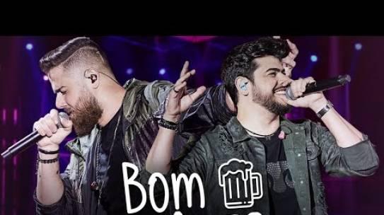 """Zé Neto e Cristiano divulgam mais um vídeo do DVD """"Por Mais Beijos Ao Vivo"""""""