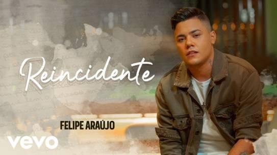 Felipe Araújo lança EP durante live