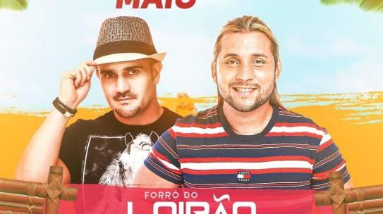 Forró do Loirão realiza live show nesta quinta-feira (21), direto de Porto de Galinhas – PE