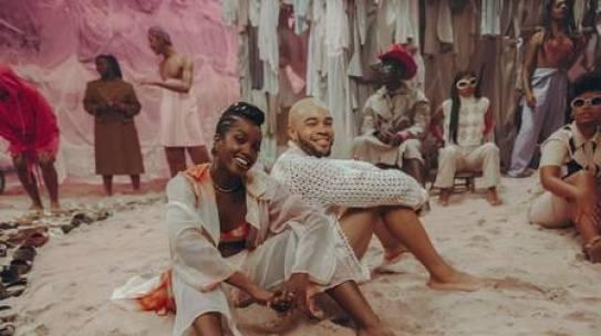 Iza lança música em parceria com Maejor