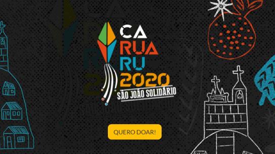 Caruaru terá campanha solidária para ajudar artistas locais e outros trabalhadores que passam por dificuldades