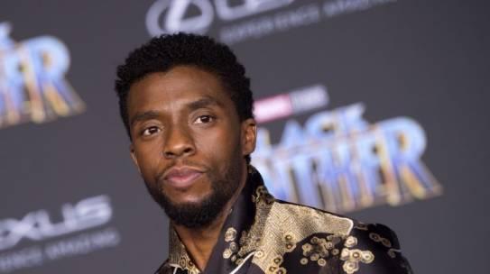 Morre o ator Chadwick Boseman, de 'Pantera Negra', aos 43 anos
