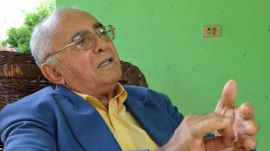 Morre no Ceará o poeta Pedro Bandeira, aos 82 anos