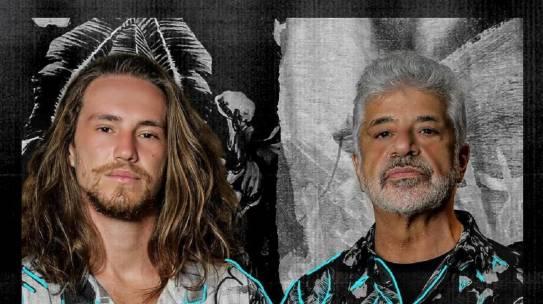 """Lulu Santos relança a música """"A Cura"""" em parceria com Vitor Kley"""