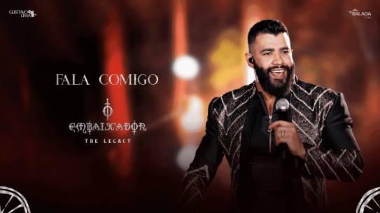 """Gusttavo Lima divulga """"Fala Comigo"""", mais um hit do DVD """"O Embaixador The Legacy"""""""
