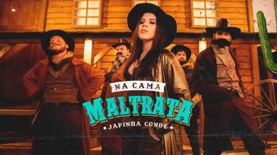 """Japinha Conde lança nova música """"Na Cama Maltrata"""""""