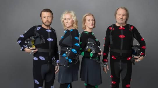 ABBA anuncia disco novo, 40 anos depois do último, e show digital em Londres