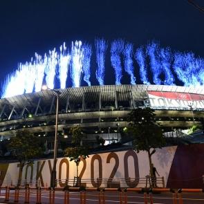 Cerimônia de abertura das Olimpíadas tem homenagem aos mortos pela Covid