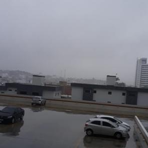 Apac faz novo alerta de chuvas fortes para Pernambuco