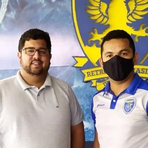 Caruaru City firma parceria com o Retrô para o Campeonato Pernambucano