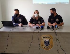 Operação da Polícia Civil prende em Caruaru casal que integrava rede de pedofilia