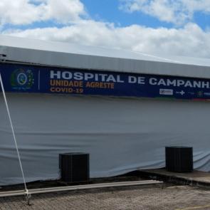 Chega a 380 número de mortos por covid-19 em Caruaru