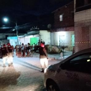 Jovem é assassinado com vários tiros em Caruaru