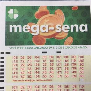 Mega-Sena acumula e pode pagar mais de 10 milhões de reais na quarta-feira