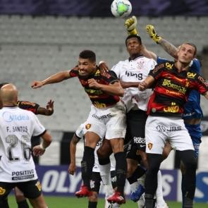 Sport não vence o Corinthians, em São Paulo, desde 2007