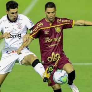 Contra Corinthians, Sport enfrenta jejum de oito partidas sem vencer como visitante no Brasileiro