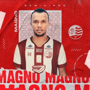 Náutico contrata atacante Magno Ribeiro, ex-Cascavel