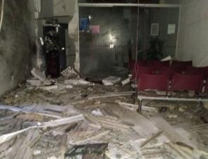 Bandidos explodem caixa eletrônico de posto bancário em Terezina