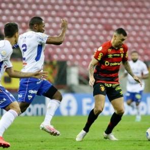 No encontro de leões, Sport perde para o Fortaleza e chega ao oitavo jogo sem vencer
