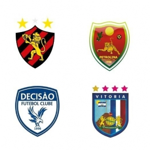 Quadrangular com jogos decisivos nesta quarta-feira no Recife e em Caruaru
