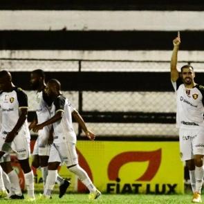Pelo Pernambucano, Sport derrota o Sete de Setembro por 2 a 0, em Caruaru